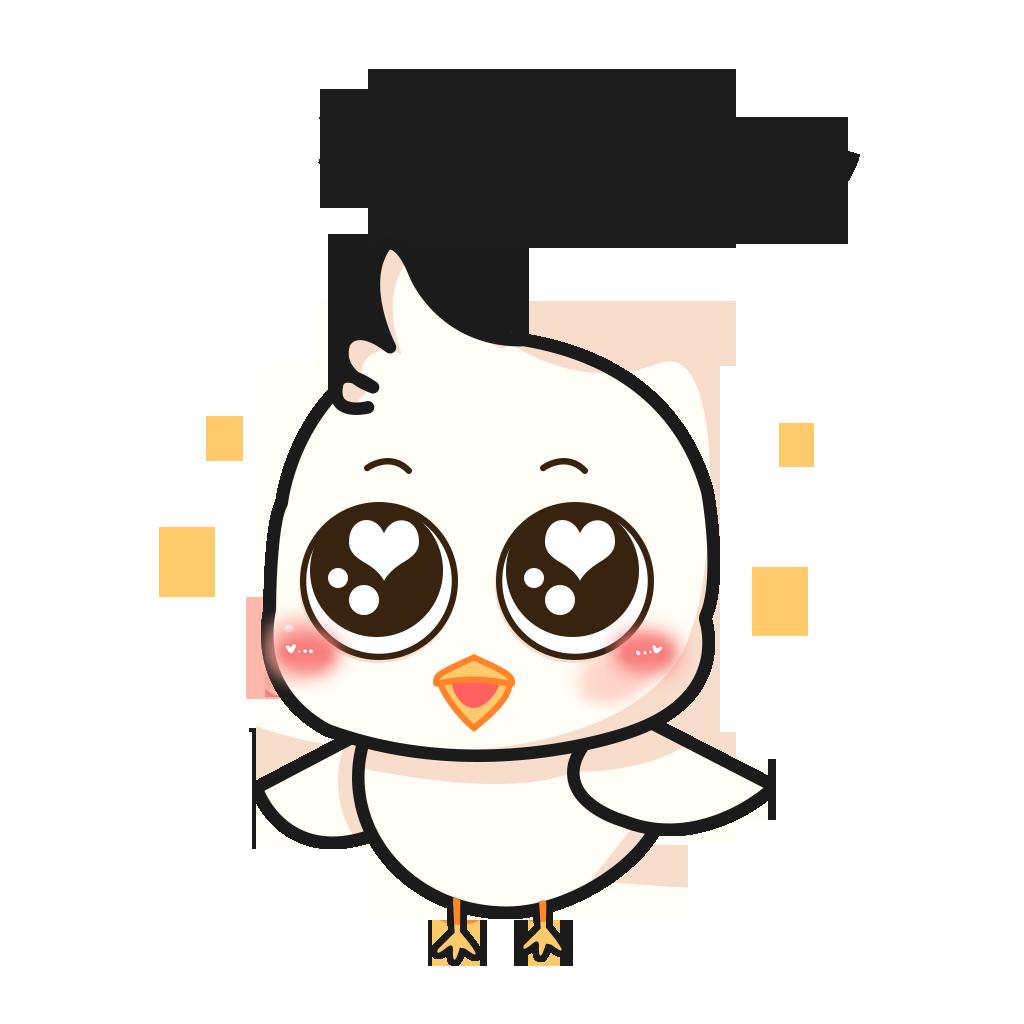 Chirp-Chicken messages sticker-11