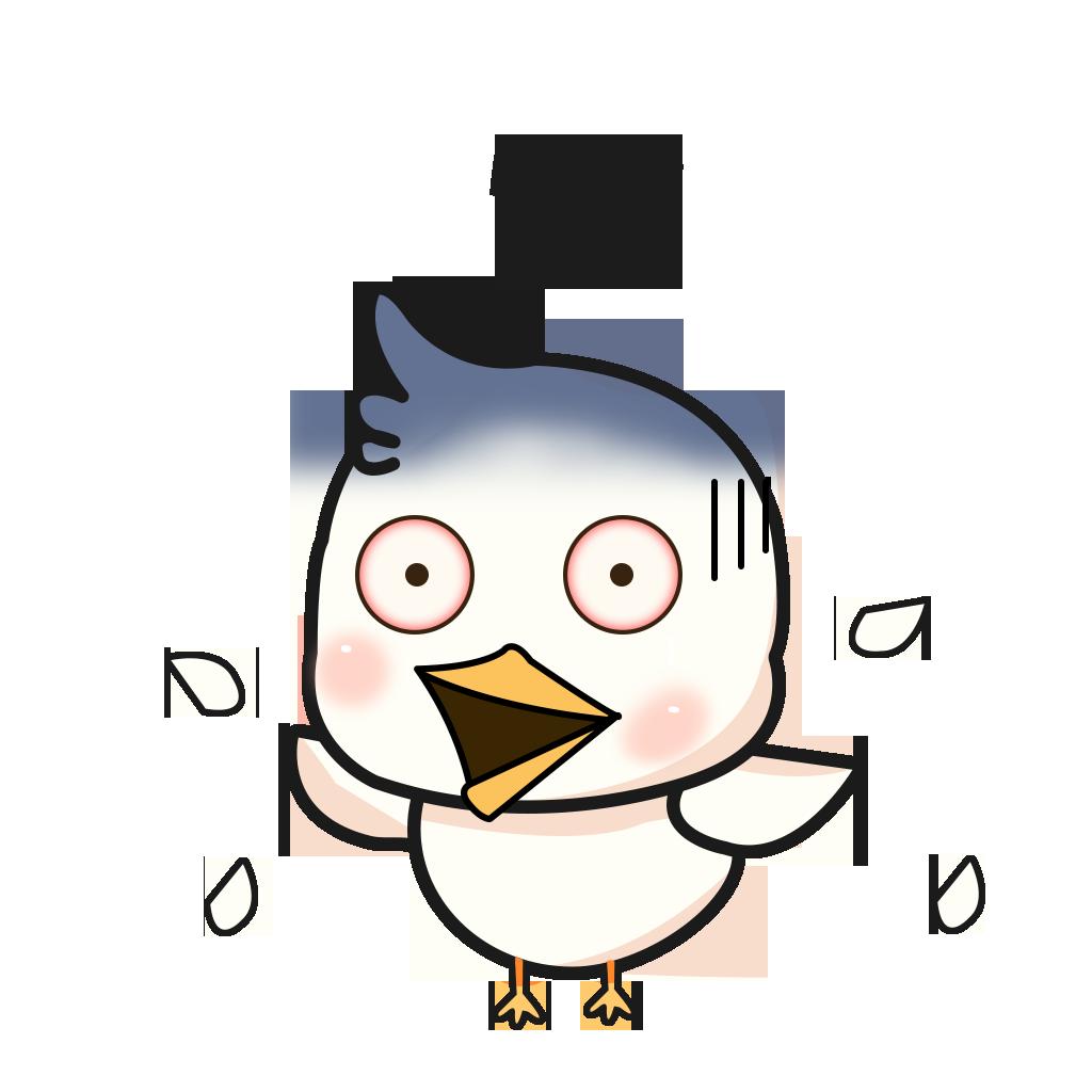 Chirp-Chicken messages sticker-7