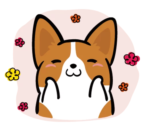 LittleCorgi messages sticker-4