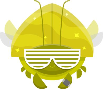BugFall Stickers messages sticker-2