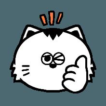 哈瑞猫咪 messages sticker-3