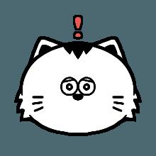 哈瑞猫咪 messages sticker-5