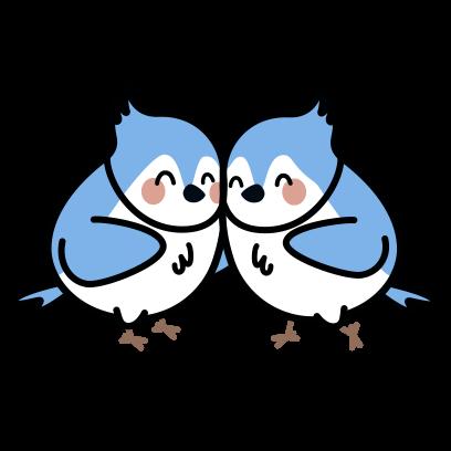 Bleu's Adventures messages sticker-6