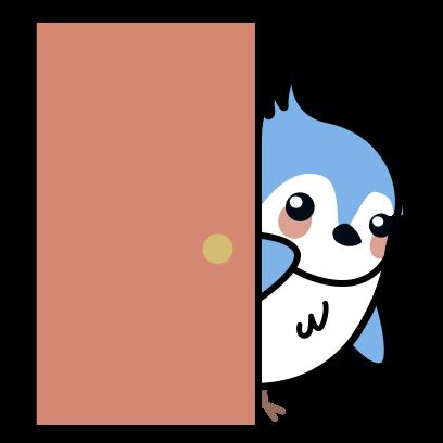 Bleu's Adventures messages sticker-9