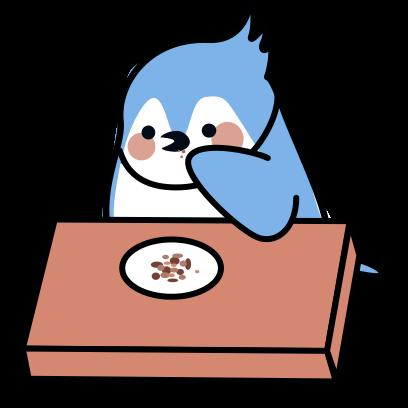 Bleu's Adventures messages sticker-3