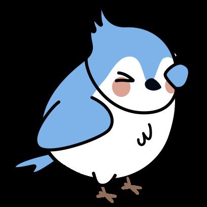 Bleu's Adventures messages sticker-5