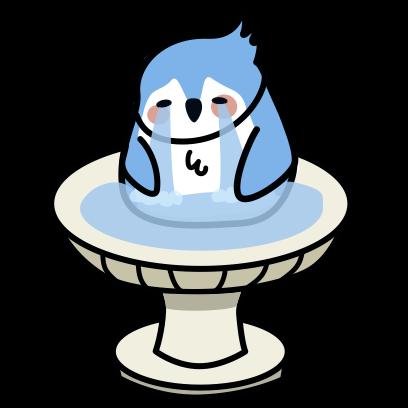 Bleu's Adventures messages sticker-2
