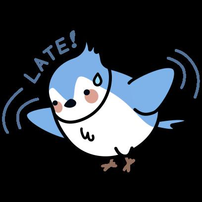 Bleu's Adventures messages sticker-11