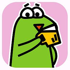 受气包蛙先生 messages sticker-0