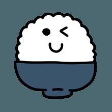 米饭贴纸 messages sticker-4