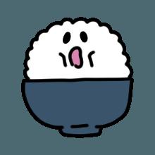 米饭贴纸 messages sticker-2