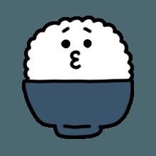 米饭贴纸 messages sticker-3