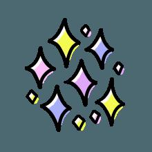 梦幻心形 messages sticker-5
