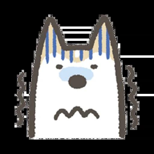 LittleYellowDog messages sticker-2