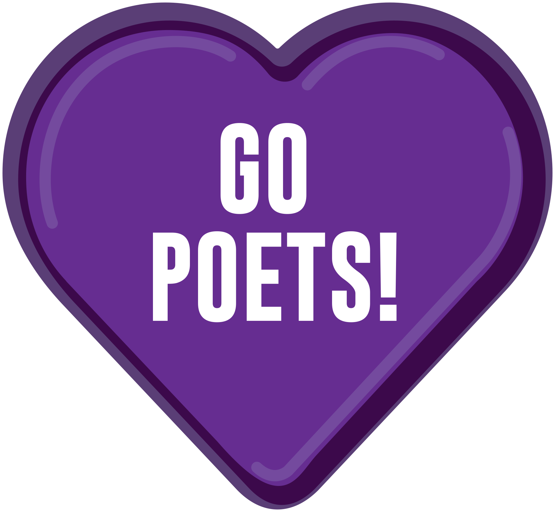 Poet Stickers messages sticker-8