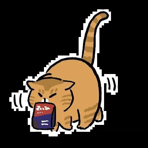 KiTi Cat messages sticker-3