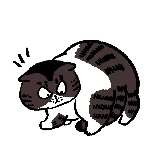 KiTi Cat messages sticker-1