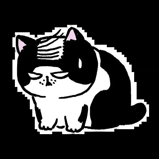 KiTi Cat messages sticker-9