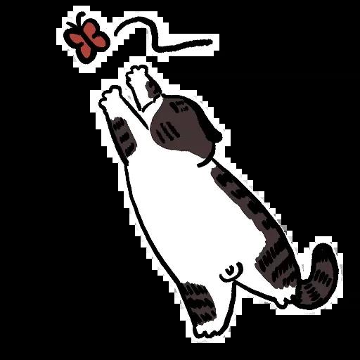 KiTi Cat messages sticker-2