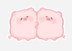 粉胖仔 messages sticker-11