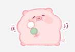 粉胖仔 messages sticker-6
