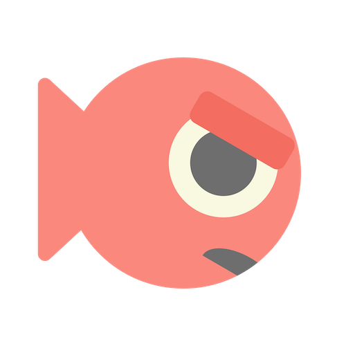 Frank the Fish Stickers messages sticker-10