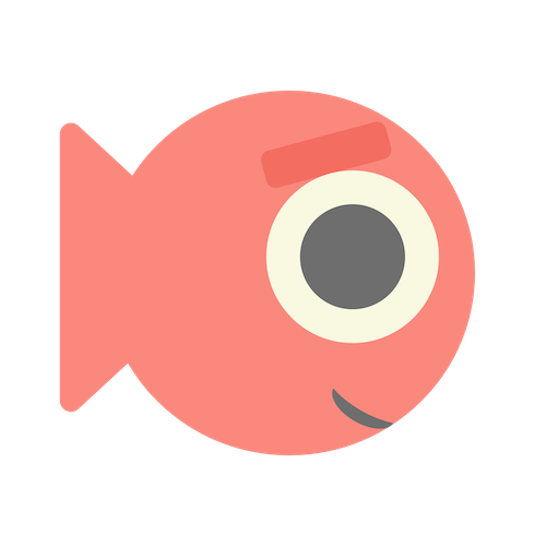 Frank the Fish Stickers messages sticker-1