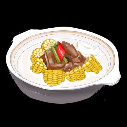 玉米棒 messages sticker-4