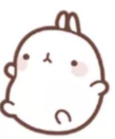 萌萌兔Pro messages sticker-6