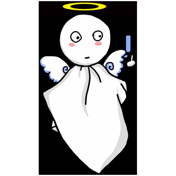 Kal Angel messages sticker-5