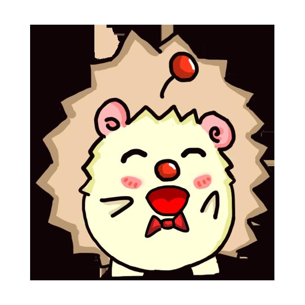 TaFo hedgehog messages sticker-7