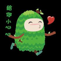 必薇小树人 messages sticker-0