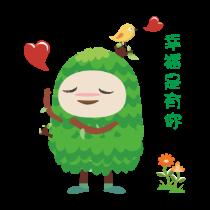 必薇小树人 messages sticker-5