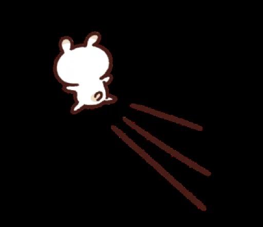 ShortRabbitSticker messages sticker-0