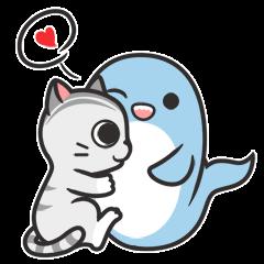 胖绿龙 - Fat  Dragon Sticker messages sticker-5