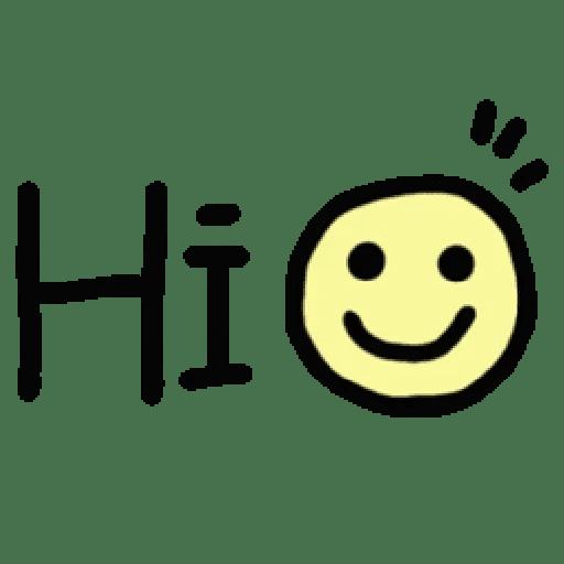 Simple Messages messages sticker-0