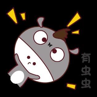 笨笨驴贴图 messages sticker-5