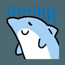 CuteDolphin messages sticker-7