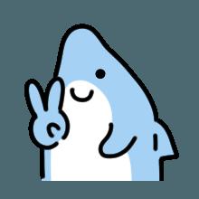 CuteDolphin messages sticker-3