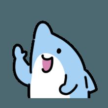 CuteDolphin messages sticker-6