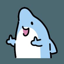 CuteDolphin messages sticker-4