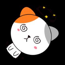 歪头猫贴图 messages sticker-0