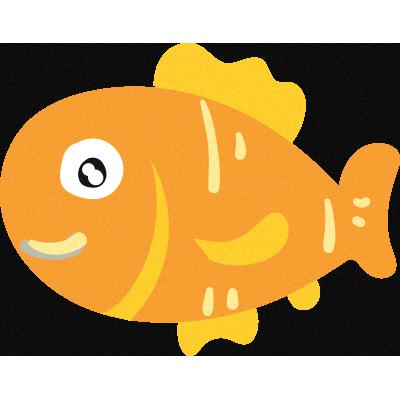 Lovely Aquarium messages sticker-6