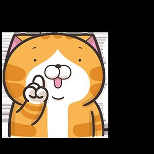 CuteTigerShow messages sticker-7