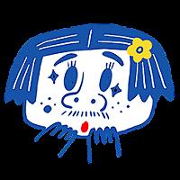 Sad boy happy girl messages sticker-4