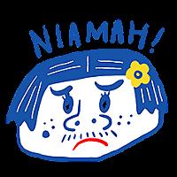Sad boy happy girl messages sticker-10