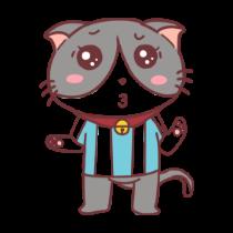 足球猫贴图 messages sticker-10