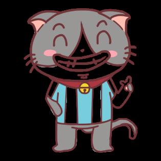 足球猫贴图 messages sticker-7