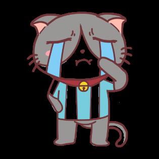 足球猫贴图 messages sticker-1
