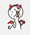 酷酷啵鸡 messages sticker-2